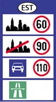 litván autópálya sebesség